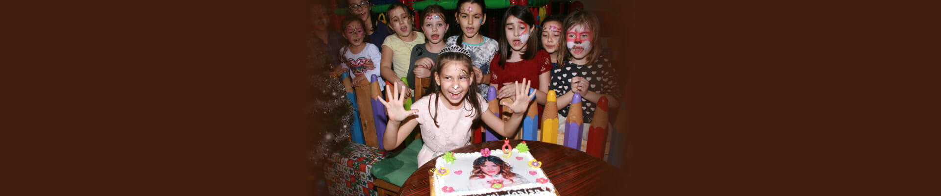 Kids Birthday Venues Dubai