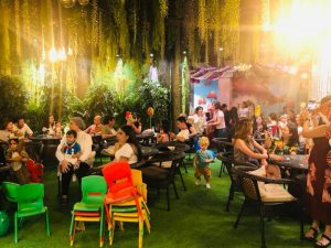 Jungle Fiesta Themed Birthday Party Dubai