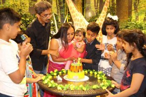 Kids Birthday Party Dubai